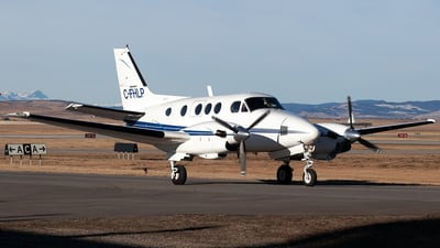 C-FHLP - Beechcraft C90 King Air - Private
