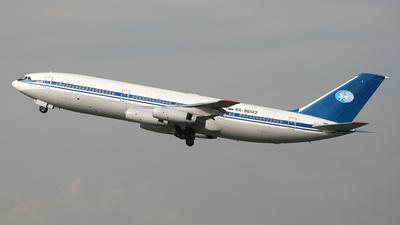 RA-86142 - Ilyushin IL-86 - Tatarstan Airlines