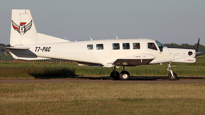 T7-PAC - Pacific Aerospace 750XL - Private