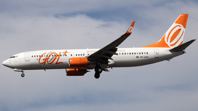PR-GUN - Boeing 737-8EH - GOL Linhas Aereas