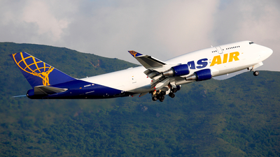 N459MC - Boeing 747-446(BCF) - Atlas Air