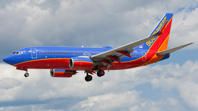 N760SW - Boeing 737-7H4 - Southwest Airlines
