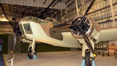 L8756 - Bristol Blenheim Mk.IV - United Kingdom - Royal Air Force (RAF)