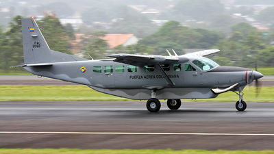 FAC5068 - Cessna 208B Grand Caravan - Colombia - Air Force