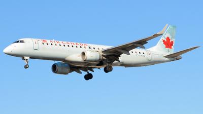 C-FHOS - Embraer 190-100IGW - Air Canada