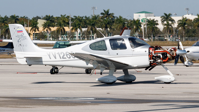 YV1260 - Cirrus SR22-GTSx G3 Turbo - Private