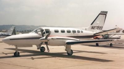 N2722D - Cessna 441 Conquest II - Private