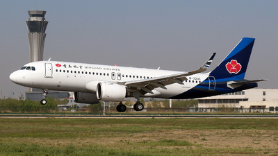 A picture of B320C - Airbus A320271N - Qingdao Airlines - © yiran