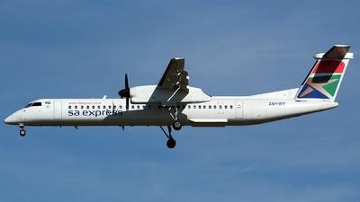 A picture of ZSYBT - De Havilland Canada Dash 8400 - [4146] - © Bradley Rutters