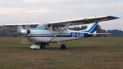 SP-KAW - Reims-Cessna FR172G Rocket - Private