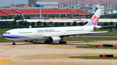 B-18316 - Airbus A330-302 - China Airlines