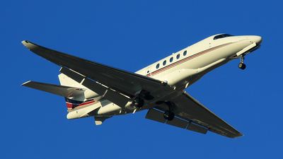 N515QS - Cessna 680 Citation Sovereign - NetJets Aviation