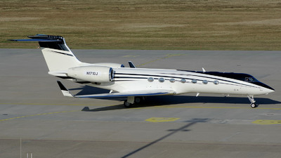 N171DJ - Gulfstream G550 - Private