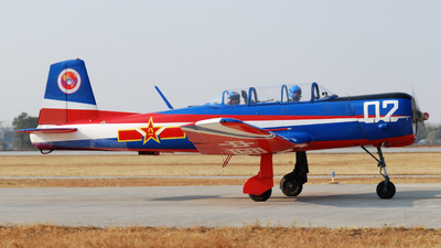 02 - Nanchang CJ-6A - China - Air Force