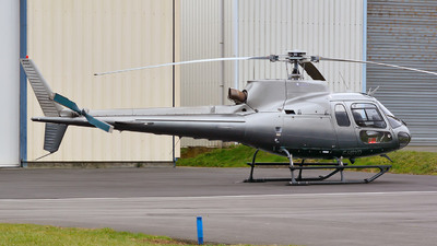 F-HBYD - Eurocopter AS 350B2 Ecureuil - Private