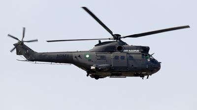 2432 - IAR-330L Puma - Pakistan - Army Aviation