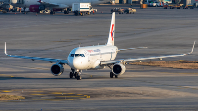 A picture of B1028 - Airbus A320214 - China Eastern Airlines - © Yan Shuai