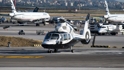 SX-HDY - Airbus Helicopters AS365 N3+ Dauphin - HeliStar