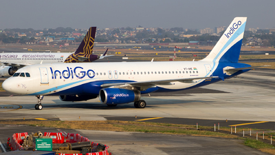 A picture of VTIHE - Airbus A320232 - IndiGo - © Aneesh Bapaye