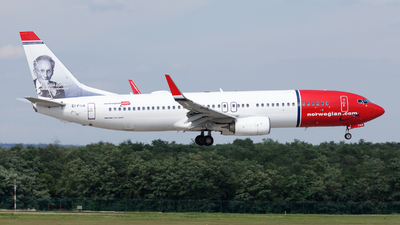 EI-FHA - Boeing 737-8JP - Norwegian