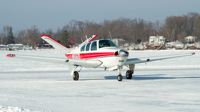 N5367E - Beechcraft K35 Bonanza - Private