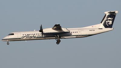 N427QX - Bombardier Dash 8-Q402 - Alaska Airlines (Horizon Air)