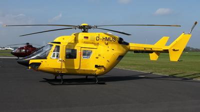 D-HMUS - MBB BK117B-2 - ADAC Luftrettung
