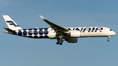 A picture of OHLWL - Airbus A350941 - Finnair - © Luis Bastardo