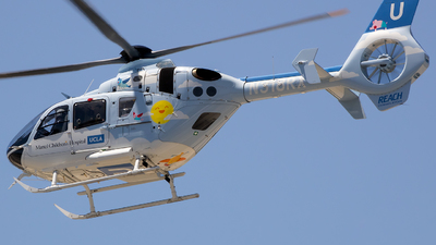 N318RX - Airbus Helicopters H135 - Reach Air Medical Services