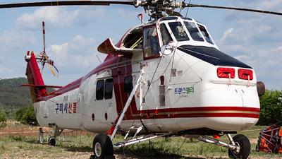 HL9662 - Sikorsky S-58T - Private