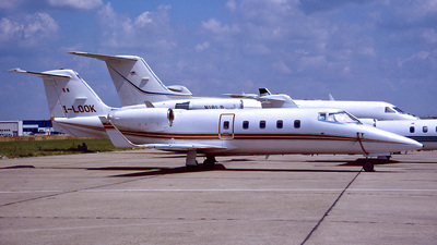 I-LOOK - Bombardier Learjet 55 - Private