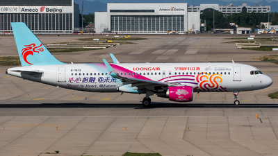 A picture of B1673 - Airbus A320214 - Loong Air - © Chingwang Lee