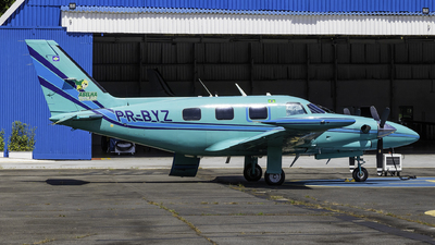 A picture of PRBYZ - Piper PA31T1 Cheyenne I - [31T7904004] - © Radioactivity