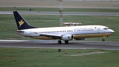 9M-MMH - Boeing 737-4H6 - Myanmar Airways International (MAI)