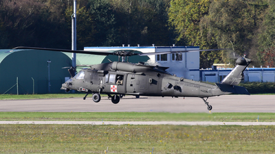 11-20379 - Sikorsky HH-60M Blackhawk - United States - US Army