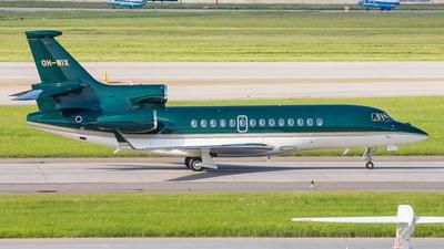 OH-WIX - Dassault Falcon 7X - Jetflite