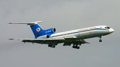 RA-85146 - Tupolev Tu-154M - Continental Airways