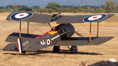 ZK-PPD - Sopwith Pup - Private