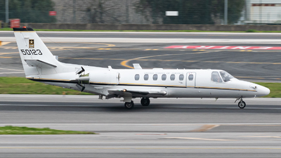 95-00123 - Cessna UC-35A Citation Ultra - United States - US Army
