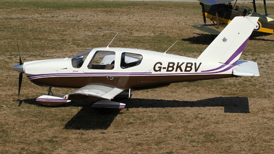 A picture of GBKBV - Socata TB10 Tobago - [288] - © Sybille Petersen