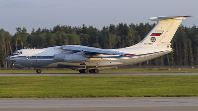 RA-78817 - Ilyushin IL-76MD - Russia - 224th Flight Unit State Airline