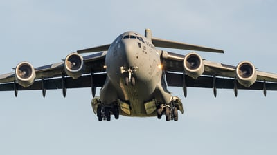 02-1107 - Boeing C-17A Globemaster III - United States - US Air Force (USAF)