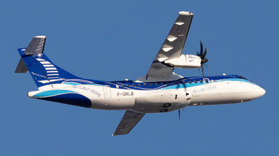 F-ORLB - ATR 42-600 - Air Saint-Pierre