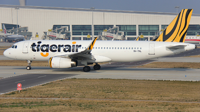 9V-TRL - Airbus A320-232 - Tigerair