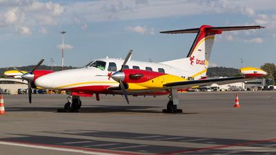 A picture of OKMPM - Piper PA42720 Cheyenne 3A - [425501005] - © Łukasz Stawiarz