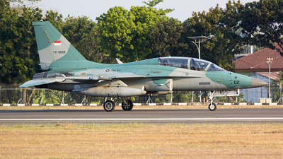 TT-5002 - Korean Aerospace Industries KAI T-50i Golden Eagle - Indonesia - Air Force