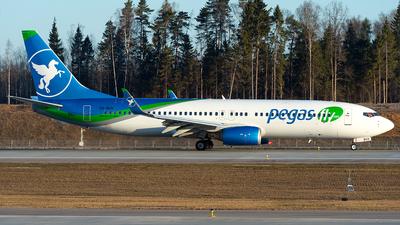A picture of VQBUV - Boeing 73786N - Pegas Fly - © OSDU