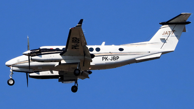 PK-JBP - Beechcraft 250 King Air - Jhonlin Air Transport