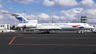 UN-85781 - Tupolev Tu-154M - Atyrau Airways (AAW)