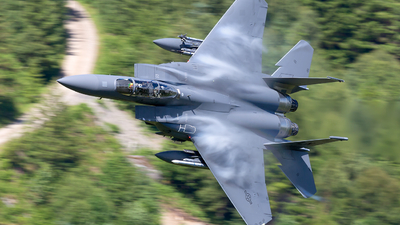 98-0133 - Boeing F-15E Strike Eagle - United States - US Air Force (USAF)